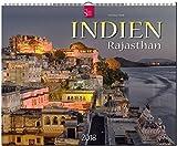 INDIEN - RAJASTHAN: Original Stürtz-Kalender 2018 - Großformat-Kalender 60 x 48 cm