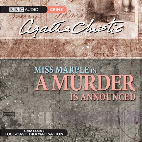Used, A Murder is Announced (Dramatised) for sale  Delivered anywhere in UK