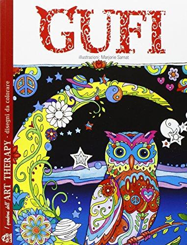 Scaricare Gufi I Quaderni Dell Art Therapy Disegni Da Colorare Pdf