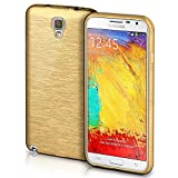 Samsung Galaxy Note 3 Neo Hülle Silikon Gold [OneFlow