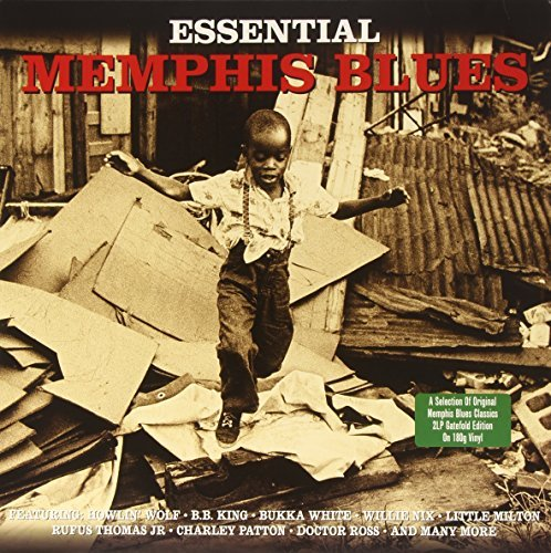 Essential Memphis Blues (2LP Gatefold 180g Vinyl) - Various by Various Artists