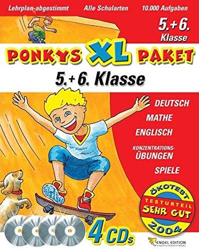 Ponkys XL Paket - 5. + 6. Klasse Gymnasium