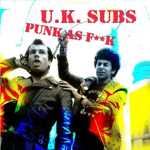 Punk As F*#k