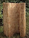 Schilfrohrmatte ''Föhr'' 140x600cm