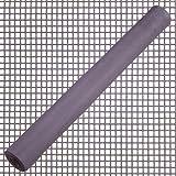 Maurer 1190220 - Tela mosquitera fibra vidrio gris rollo 50 metros/150