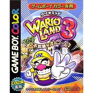 Wario Land 3: Fushigi na Orgol [JP Import]