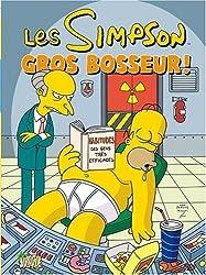 Les Simpson. Tome 8 : Gros bosseur ! de Groening. Matt (2009) Album