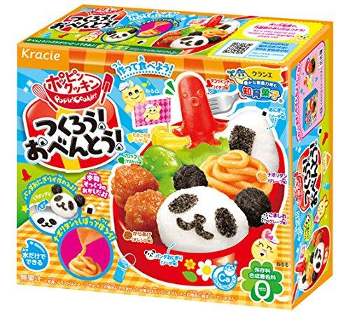 Popin' Cookin' DIY Süßigkeiten Set Bento Box von Kracie