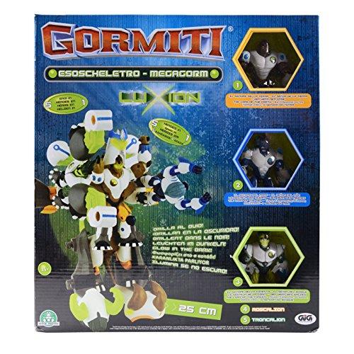 02027 Gormiti gig exoskeleton 5 in 1