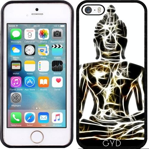 Coque pour Iphone 6 Plus (5,5'') - Bouddha by WonderfulDreamPicture Silicone