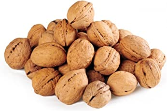 Berries And Nuts Premium Walnut with Shell (Akrot Sabit), 1Kg