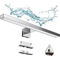 Lampe pour Miroir LED Salle de Bains IP44 6W 600lm Lampe Armoire Miroir Applique Murale Intérieure Moderne Luminaire…