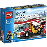 LEGO City 60002 - Feuerwehrfahrzeug Test
