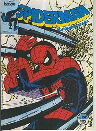 Spiderman volumen 1 numero 107
