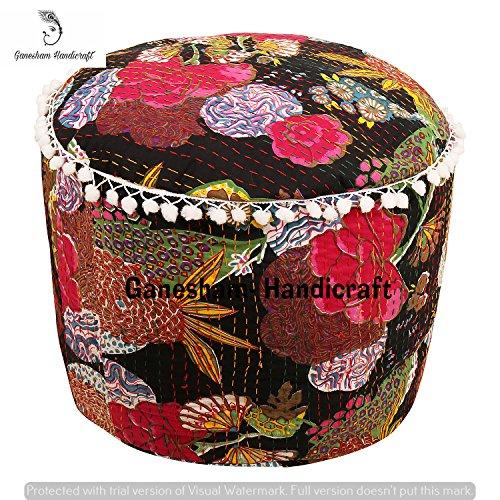 indischen Hippie Gypsy Boho Decor Wohnzimmer Vintage Fußhocker & Pouf otoomans Baumwolle...