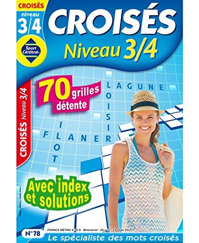 Croisés Niveau 3/4 Niveau 3/4 par sportcerebral