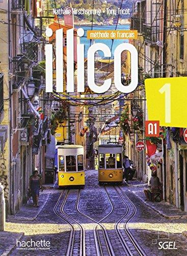 Espagne - illico 1 livre de l'eleve + dvd - rom + parcours digital