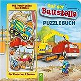 Puzzlebuch - Auf der Baustelle: Mit 10 Puzzleteilen zum Spielen - Paola Migliari