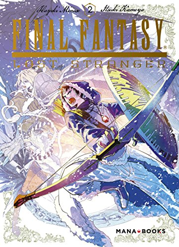 Final Fantasy : Lost Stranger Edition simple Tome 2