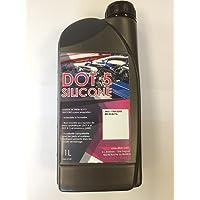 DLLUB - Liquide DE Frein Dot 5 Silicone - 1 Litre