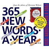 365 New Words-A-Year 2018 Page-A-Day Calendar