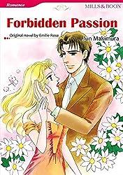 Forbidden Passion: Mills & Boon comics