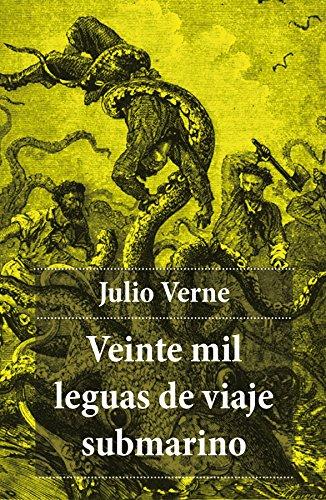 Veinte mil leguas de viaje submarino por Julio Verne