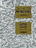 Orchesterprobespiel: Flöte / Piccoloflöte: Sammlung wichtiger Passagen aus der Opern- und Konzertliteratur
