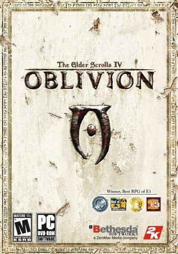 Elder Scrolls IV: Oblivion - PC by 2K Games (Elder Iv Pc Scrolls)