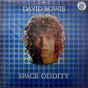 DAVID BOWIE space oddity, vinyl LP