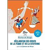 Déclaration des droits de la femme et de la citoyenne - PROGRAMME NOUVEAU BAC 2022 1re - Parcours « Écrire et combattre pour