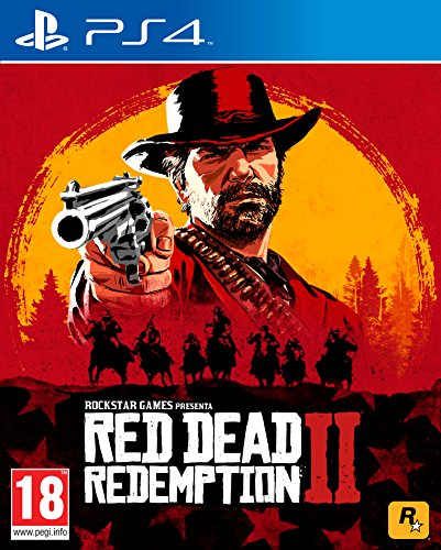 Red Dead Redemption 2 - PlayStation 4, Blu - Ray