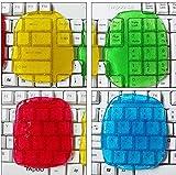 jysport Staub von Magic Gel Putty Super Sticky Jelly wiederverwendbar Tastatur Schmutz Reinigung für Ihre Fernbedienung, mobiletelephone, signle pack