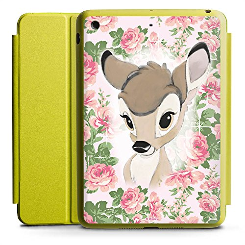 Apple iPad Mini 2 Smart Case Hülle Tasche mit Ständer Smart Cover Disney Bambi Fanartikel Merchandise (Ipad Disney Cover)