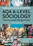 Haralambos and Holborn – AQA A-level Sociology Themes and Perspectives: Year 1 and AS