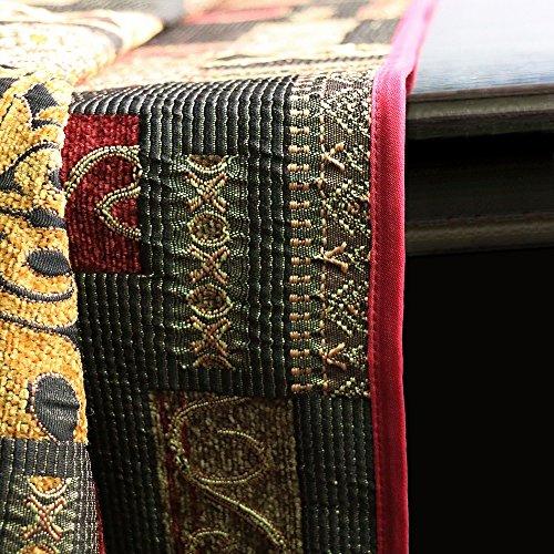 240x33cm, Espejismo Caminos de mesa Artbisons Mesa de comedor hecha a mano Mesa Lino de mesa