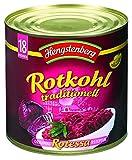 Produkt-Bild: Hengstenberg Rotkohl traditionell 2650 ml, 1er Pack (1 x 2.65 kg)