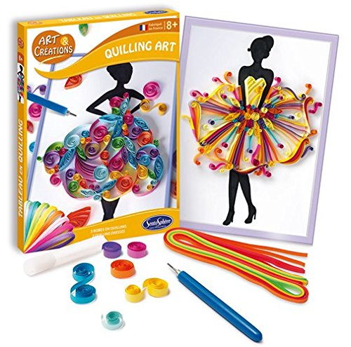Sentosphere- Quilling Art Robes ...
