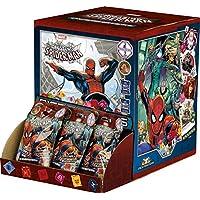 Wizkids 272146 Sammelkartenspiel Marvel Dice Masters Spider Man Gravity Feed, mehrfarbig