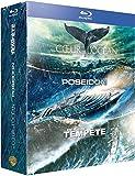 Au Coeur de l'océan + Poseidon + en Pleine Tempête - Coffret Blu-Ray