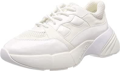 Pinko Rubino Sneaker Rete Tecnica Gommato, Infilare Donna