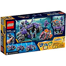 Lego Nexo Knights 70350 - Set Costruzioni Tre Fratelli