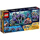LEGO Nexo Knights 70350 - Triple-Rocker, Kinderspielzeug