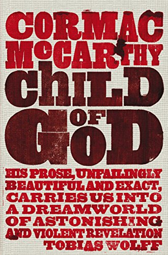 Image result for cormac mccarthy child of god