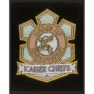 Kaiser Chiefs - Patch Order Of Employment (in 10 cm x 8 cm)
