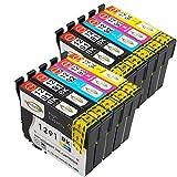 win-tinten 10 T1291-T1294 Kompatible Tintenpatrone als Ersatz für Epson SX525WD SX435W SX420W BX525WD BX535WD BX635FWD BX320FW BX305F BX305FW Drucker