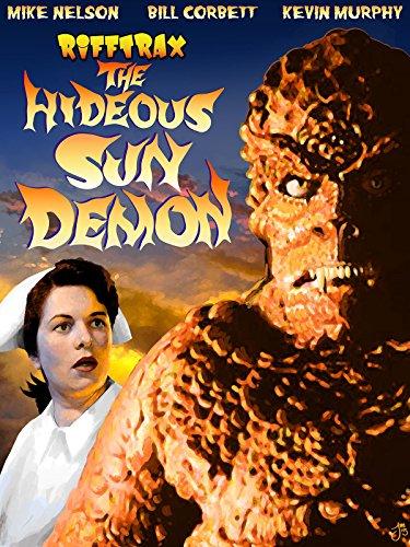 RiffTrax: The Hideous Sun Demon [OV] Murphy Lizard