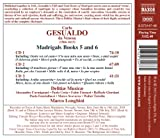 Gesualdo: Madrigals Book 5+6
