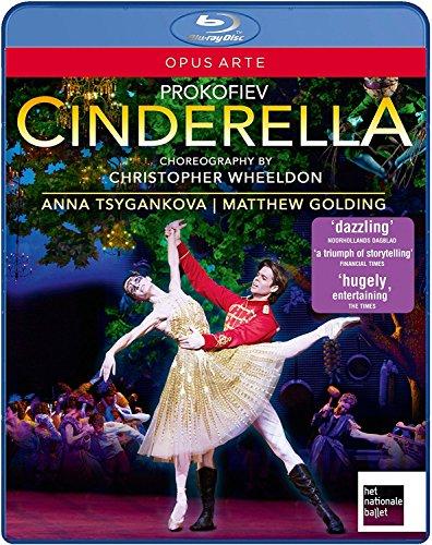 Prokofjew: Cinderella (Dutch National Ballet, 2012) [Blu-ray] -