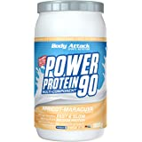 Body Attack Power Protein 90, Crema de chocolate, 1 kg, 5 K ...